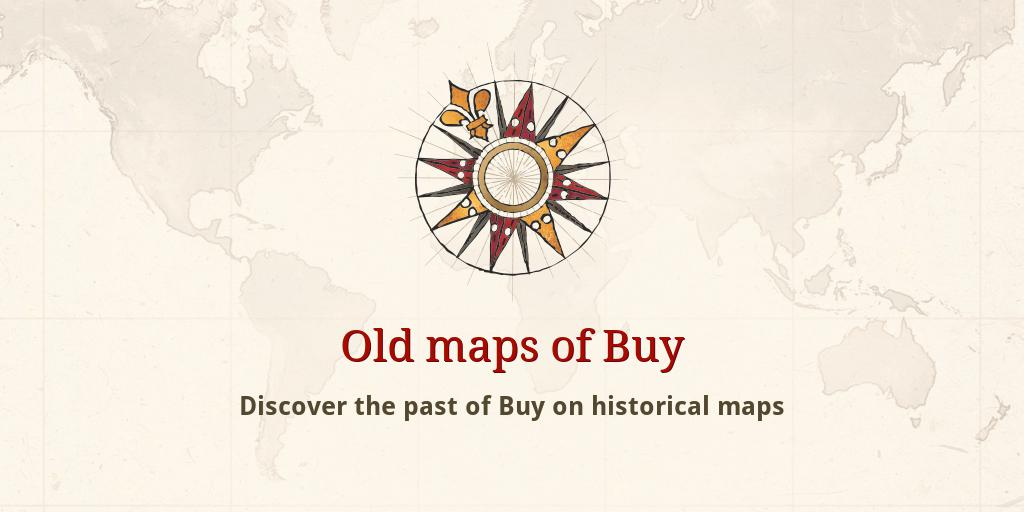 Old Maps Of Buy - Buy historical maps
