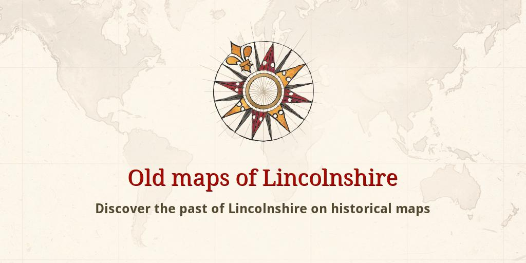 old maps of boston lincolnshire Old Maps Of Lincolnshire old maps of boston lincolnshire